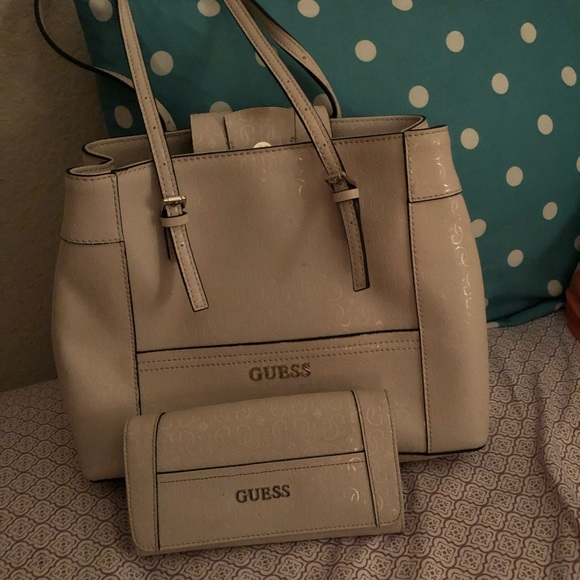 Guess Bags | Purse With Matching Wallet |